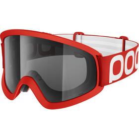 POC Ora Goggles prismane red